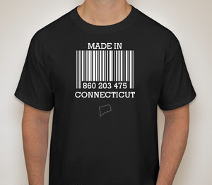 MADE IN CT - TSHIRT